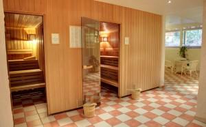 Sauna - Bereich