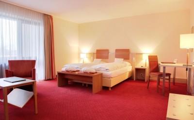 Hotel Am Kurpark Bad Hersfeld Unsere Zimmer Und Preise