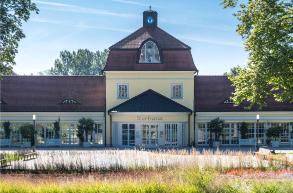 Hotel Am Kurpark Bad Hersfeld Herzlich Willkommen